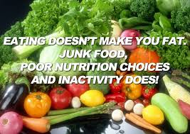 Eat well and move more