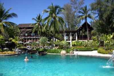 Indigo Pearl Resort in Phuket, Thailand