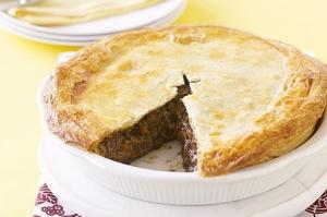 Mmm meat pie