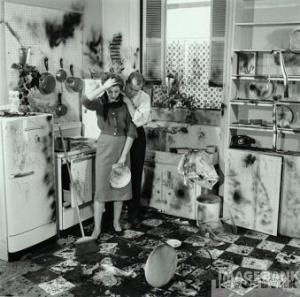 Cooking disasters a-go-go