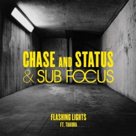 Flashing Lights (featuring Sub Focus & Takura Tendayi) – Chase & Status